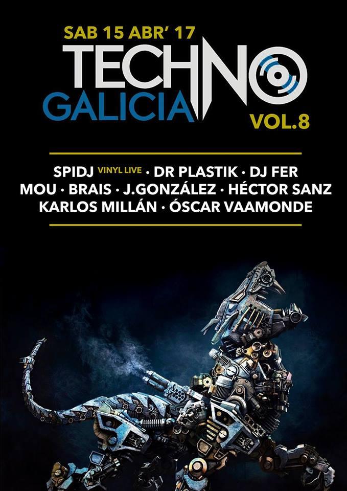 Techno-Galicia-Vol-8