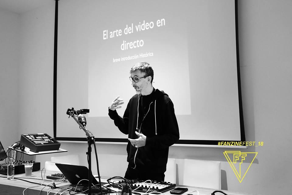 El-Arte-Del-Vídeo-En-Directo.Fanzine-Fest-2018